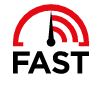 Test your download speed with Fast.com